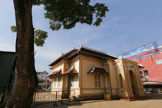 Ngôi nhà kiến trúc Pháp của Bạch công tử ở Tiền Giang