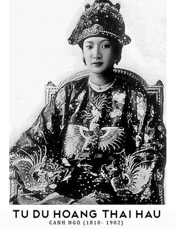 Hoàng Hậu Từ Dũ - người Tiền Giang