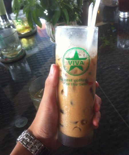 Review Quán Cafe Viva Star Coffee Cửu Long Tiền Giang