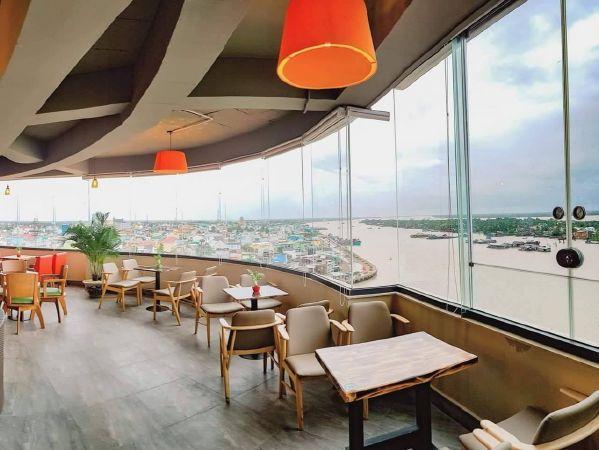Review Quán Cafe Viva Star Coffee Cửu Long Tiền Giang