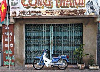 Thời gian gần đây Ad nhận được khá nhiều ảnh gửi về.... Honda Cup 50cc vẻ đẹp