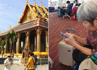 """Bà cụ miền Tây 76 tuổi trốn con cháu đi du lịch bụi Thái Lan: Tự lên mạng book chỗ ăn chơi, dùng """"gu gồ máp"""" để kiếm đường"""