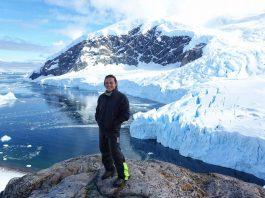 Nam Cực trong chuyến đi xe máy xuyên lục địa của chàng trai Tiền Giang