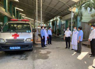 Quận Bình Tân tiếp nhận và theo dõi 1.024 trường hợp đến từ vùng dịch