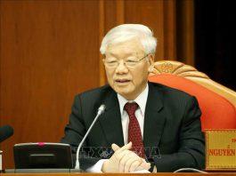 Tổng Bí thư, Chủ tịch nước: Thời điểm vô cùng quan trọng, mỗi người dân là một chiến sĩ - Ảnh 1.