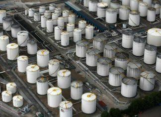 Giá dầu có thể xuống âm 100 USD