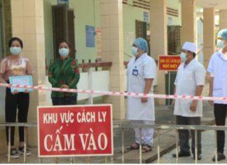 Bệnh nhân thứ 123 tại Bến Tre nhiễm Covid-19 được xuất viện