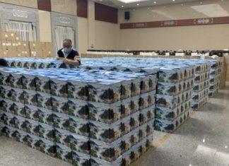 Đại sứ Trung Quốc lý giải hàng nghìn lọ tro cốt ở Vũ Hán