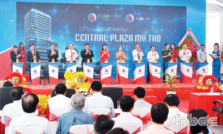Tiền Giang đã thu hút được nhiều dự án đầu tư mới trong giai đoạn 2016 - 2020.