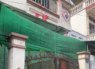 Tiền Giang: Nhà dân liên tục bị tạt sơn đỏ, ném trứng vịt thối