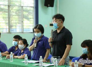 Công ty Simone Tiền Giang: Tăng lương 200.000 đồng cho toàn bộ công nhân viên từ ngày 1-3-2021