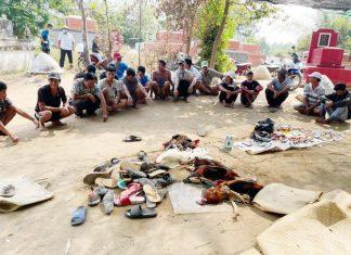Tiền Giang: Triệt xóa trường gà trong nghĩa trang, bắt 22 đối tượng