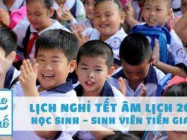 Học sinh Tiền Giang bắt đầu nghỉ học từ ngày 03/02/2021 để phòng chống Covid 19