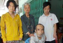 Đồng Tháp: Mẹ già yếu nuôi 3 con bị bệnh cần giúp đỡ