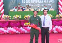 Thanh niên Tiền Giang tự hào truyền thống, tiếp bước cha anh lên đường nhập ngũ