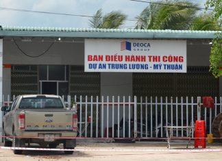 10 ca Covid-19 ở Tiền Giang là cán bộ kỹ thuật cao tốc Trung Lương – Mỹ Thuận không có khả năng lây lan trong cộng đồng