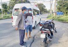 Một người đàn ông từ TP.HCM đến Tiền Giang 'đi vòng vòng xem có gì vui không'