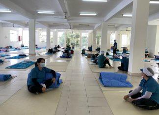 """Nhiều doanh nghiệp ở Tiền Giang kiến nghị tiếp tục sản xuất """"3 tại chỗ"""""""