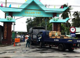 Tiền Giang: H.Gò Công Tây bỏ kiểm soát giấy đi đường sang kiểm tra chứng minh nhân dân