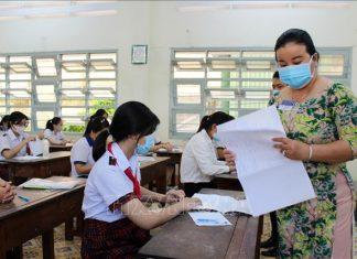 Tiền Giang chuẩn bị các điều kiện cho học sinh đi học trở lại